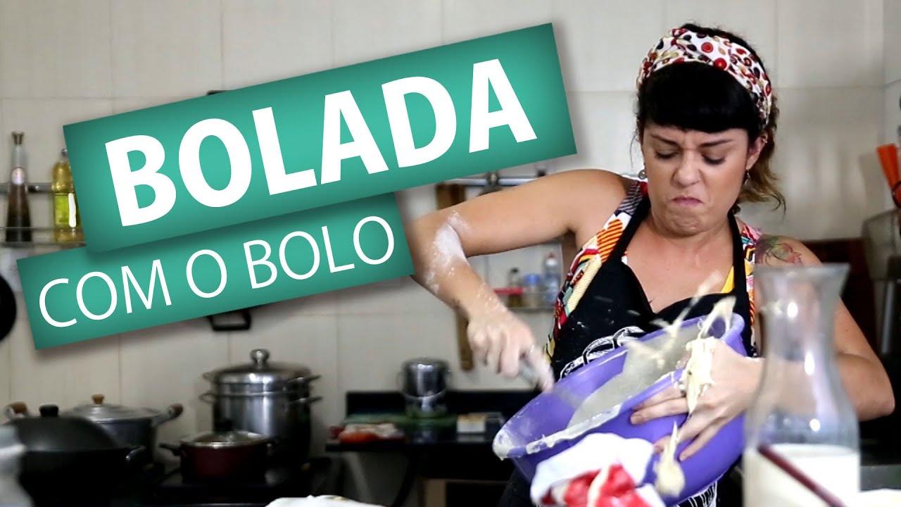 BOLADA COM O BOLO