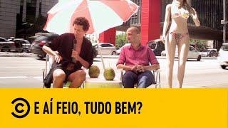Rafael Portugal realiza SONHOS | E aí feio, tudo bem?