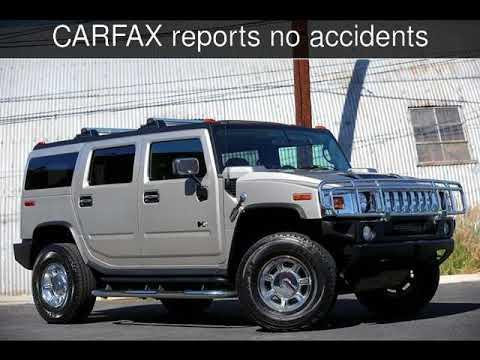 2005 Hummer H2 Suv Used Cars Burbank California 2017 10 23