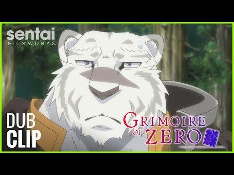 Grimoire of Zero - Dub Clip #1
