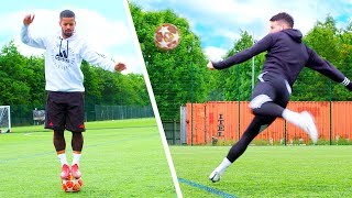 CRAZY TOUCHES & VOLLEYS! 🔥 | F2FREESTYLERS