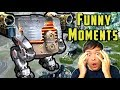 War Robots FUNNY MOMENTS Gameplay & FAILS - 20k Subscriber Special