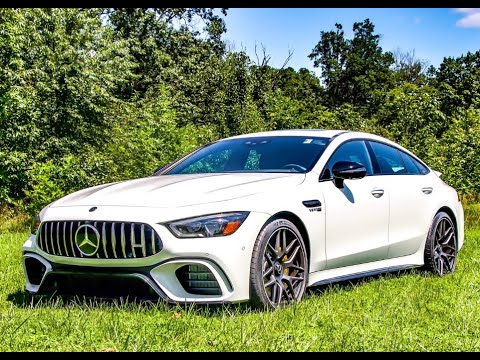 2019 Mercedes AMG GT 63. Dead Set Unreal