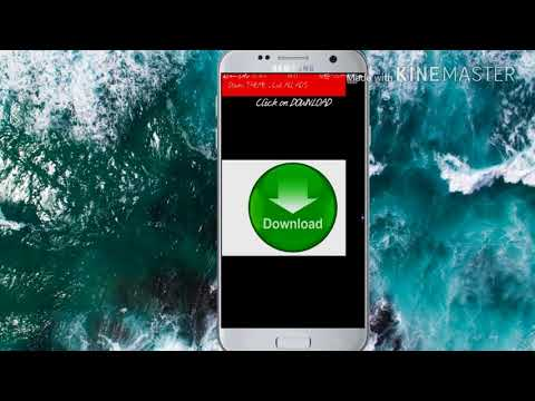 How to install itheme 4 1 1 download apk with Samsung s8