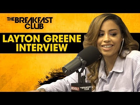 Uptown Angela - Get to Know Layton Greene