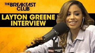 Layton Greene Talks Family Upbringing, Not Fitting In, New Music + More