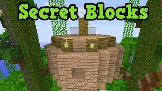 Minecraft Xbox 360 / PS3 - Secret Building Blocks