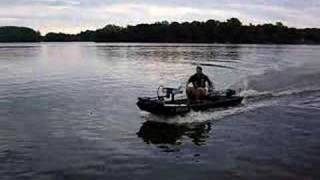 My Electric 10 Hp Boat