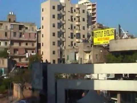 Bejrut (2) i Dolina Bekaa, Liban