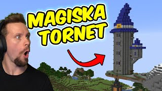 ETT MAGISKT TORN I MINECRAFT - Lets play - S6E23