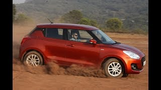 2018 Maruti Suzuki Swift: Test Drive Review