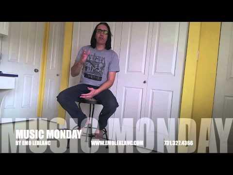 MUSIC MONDAYS #7