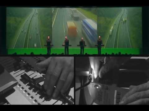 Kraftwerk - Minimum-Maximum - Part 1 of 2 - Live - Full