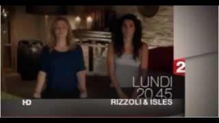 Bande Annonce Rizzoli & Isles 5 Mai 2014