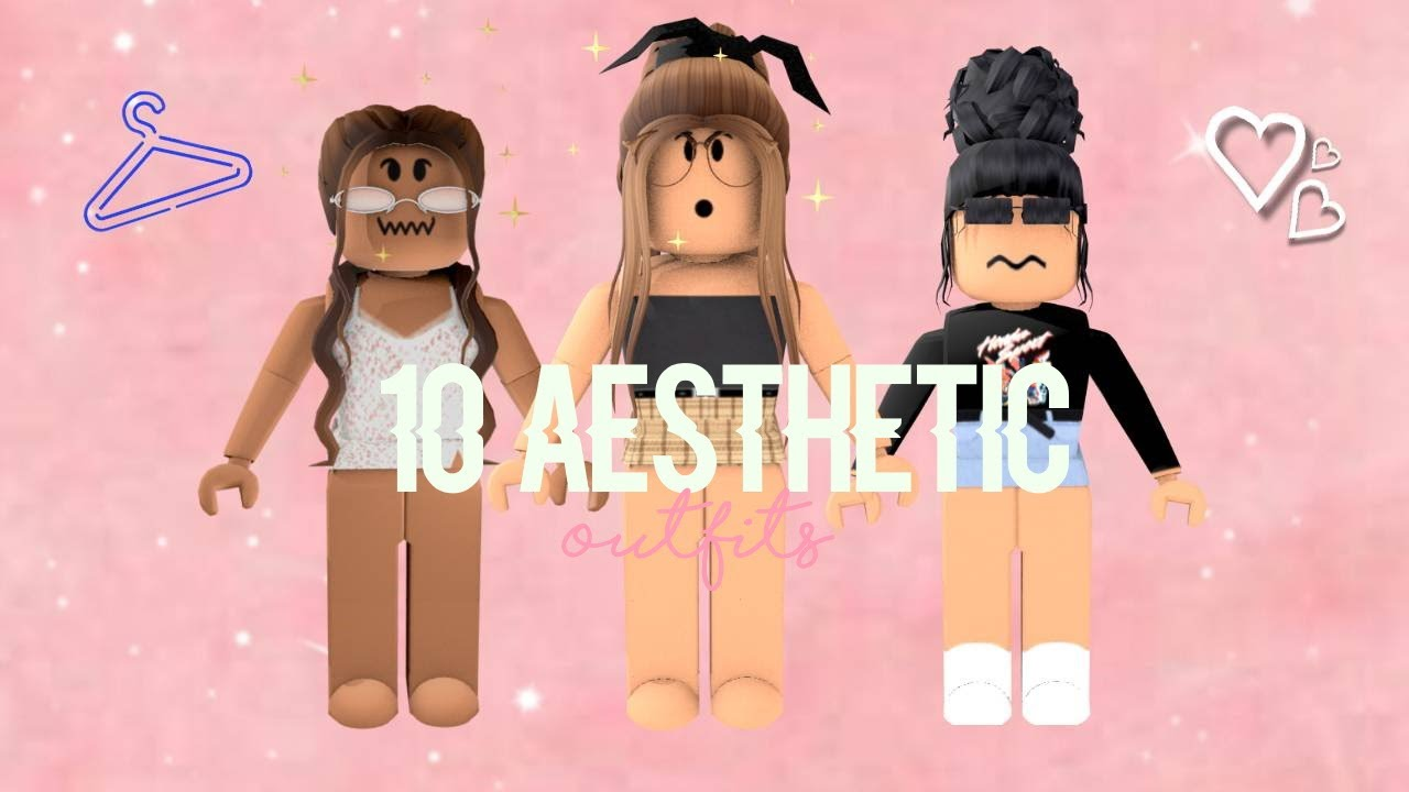 aesthetic bloxburg outfits (includes