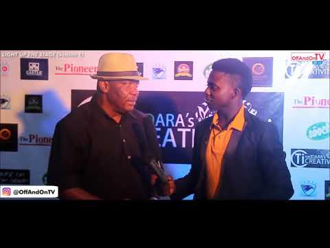 Exclusive Red Carpet moments at Light Up The Stage - Season 1
