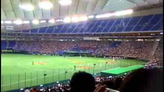 第81回都市対抗野球大会 東京ガスvs三菱重工横浜 東京ドーム vol.1