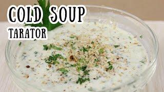 Cold soup Tarator CookBook  Recipes