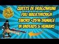 [AQW] Quests de Dragonrune | SpellSword (Hard Quests)