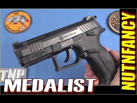 Grand Power P1: Best Pistol You've Never Heard Of