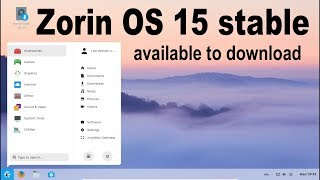 Zorin OS 15 Released, Based on Ubuntu 18.04.2 LTS