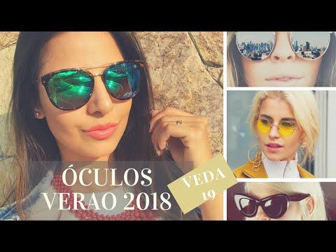 306561181 #veda19 - TENDÊNCIAS DE ÓCULOS - Verão 2018!!! - YouTube
