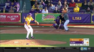 Baseball at LSU - Game 3 Highlights 4.15.18