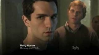 Being Human (US) - Three Roommates with a craving to be Human