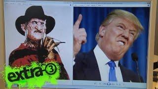 Donald Trump – ein Mitarbeiter von extra 3