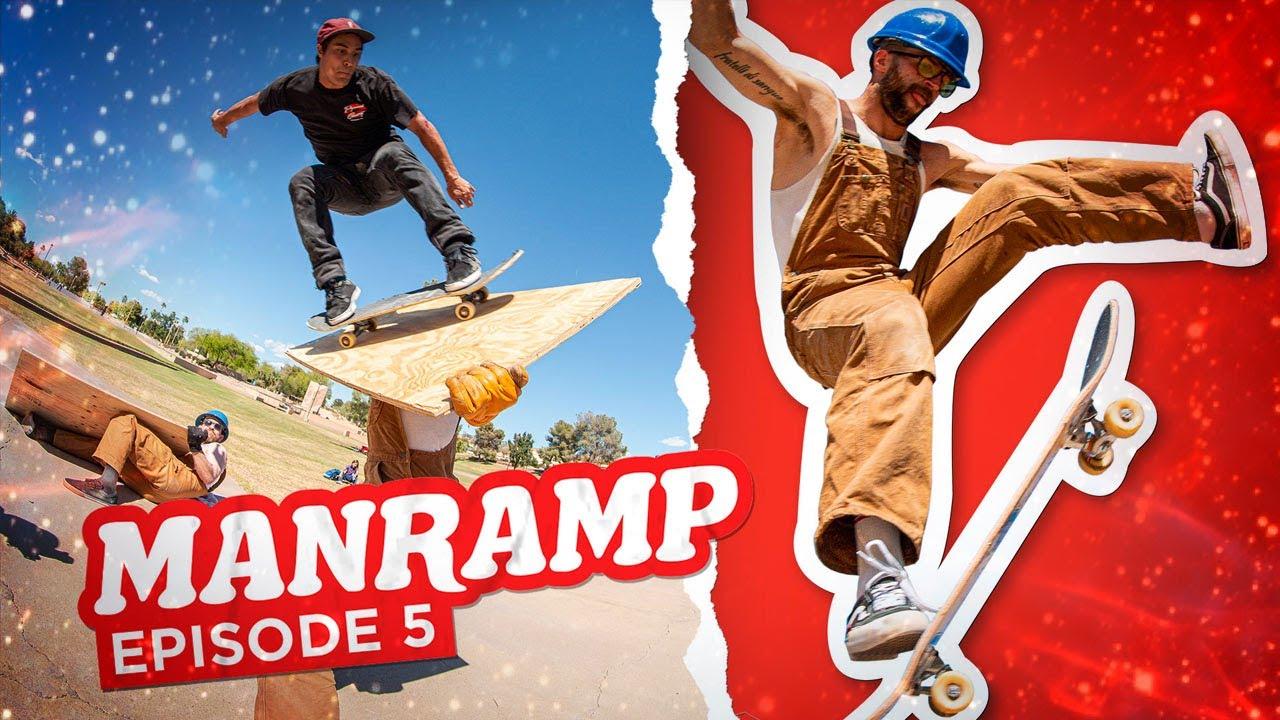 Manramp: Pyramid Country Episode 5
