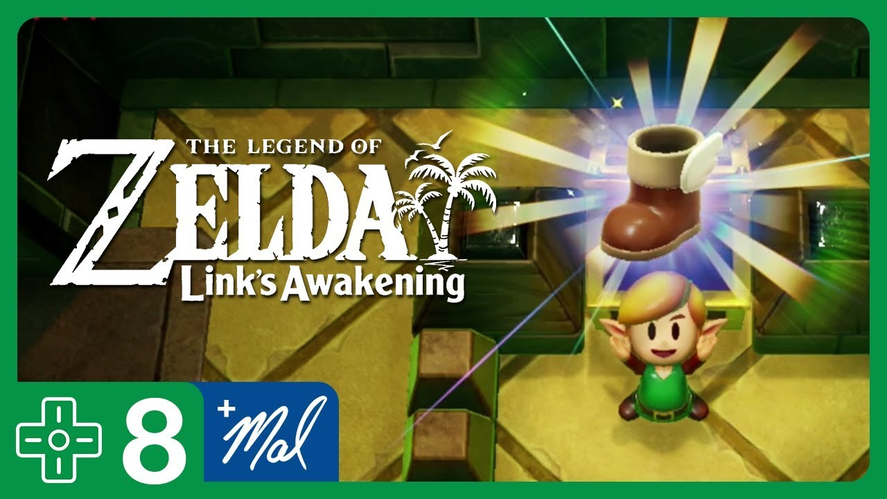 maxresdefault - How To Get The Pegasus Boots In Link S Awakening