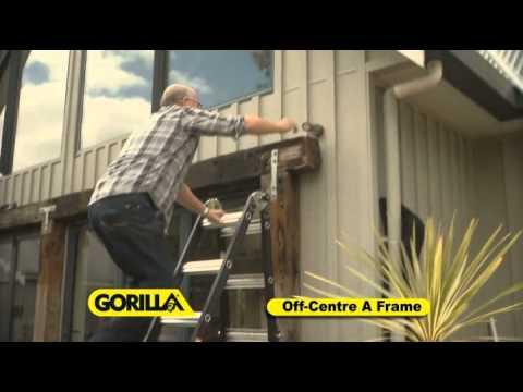 Gorilla Multi Ladder