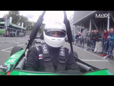 MoreTV: Thomas More Innovation Team in Rotterdam  - Racing