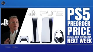 PLAYSTATION 5 ( PS5 ) - PS5 RED AND BLACK LEAK?! / PS5 PREORDERS , PRICE, RELEASE DATE MONDAY?!...