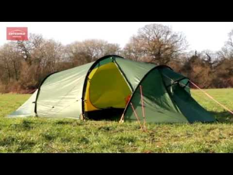 & Hilleberg Nallo 2 GT tent | Cotswold Outdoor product video - YouTube
