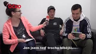 INTERVIEW: Twenty One Pilots (The Bandito Tour Prague) // ROZHOVOR: Twenty One Pilots v Praze 2019!