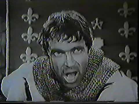 IVANHOE. Series De TV. 1958. Protagonista Roger Moore.