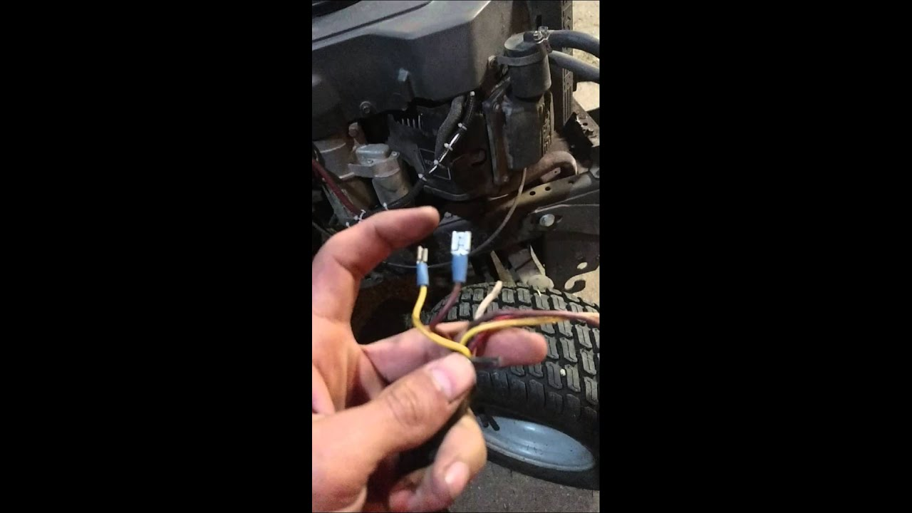 Kohler 27hp CV740 Command pro rewire part 1 on
