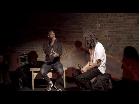 Ghetts Ghettsibition interview with Akala #GIIG