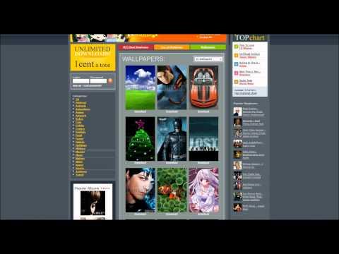 Funtonia - Ringtones, Wallpapers and MP3's