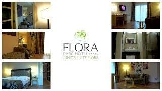 Room Junior Suite Flora - Parc Hotel Flora