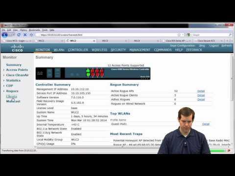 CCNA Wireless Training :: Wireless Guest Networks