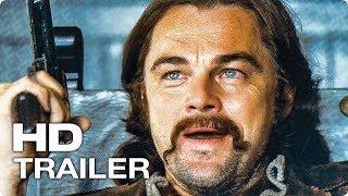 ОДНАЖДЫ В ГОЛЛИВУДЕ Русский Трейлер #1 (2019) Леонардо ДиКаприо, Брэд Питт Comedy Movie HD