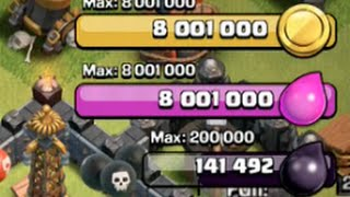 Clash of Clans- Let's Farm Ep5 Maxing Storages!