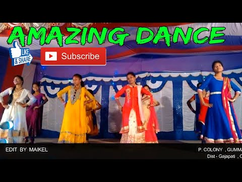 Soura dance Hindi Christian song, gumma block ,P.COLONY (Eden youth club)