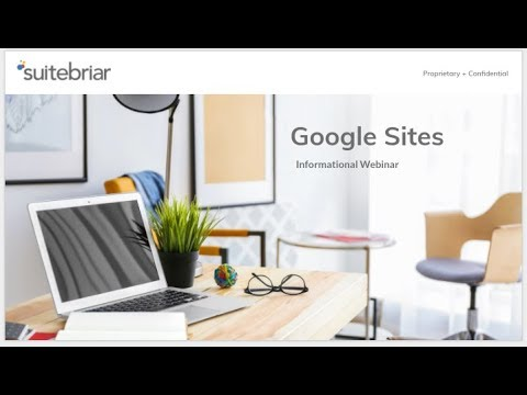Using Google Sites To Manage Projects, Teams And  More!