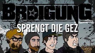 BRDIGUNG - Sprengt die GEZ [Video + Freedownload]