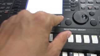 Hướng Dẫn Tạo Multi Pad Theo Ý Thích Trên Yamaha - Nguyễn Kiên Music