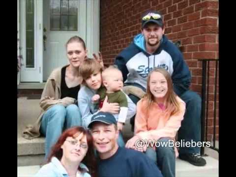 Justin Bieber - Born To Be Somebody + Photo story - YouTube