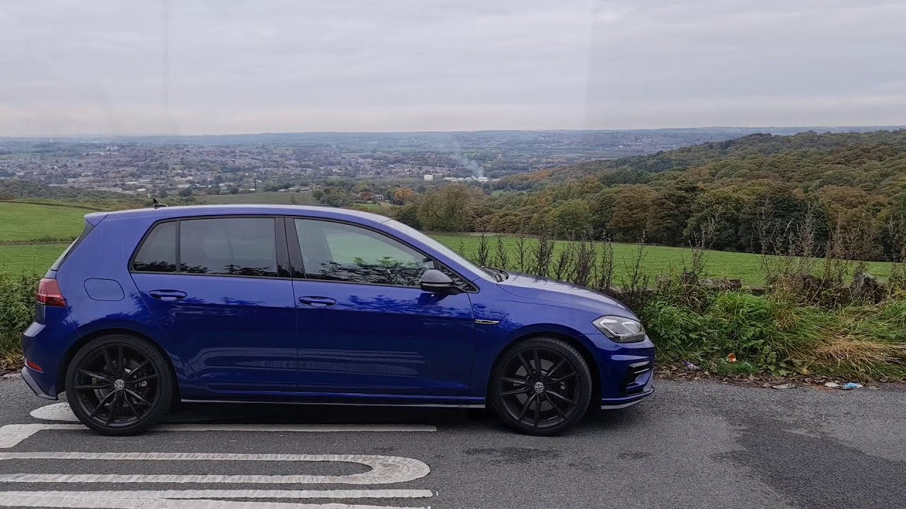 A drive in the Golf R and a Chat about the Current World